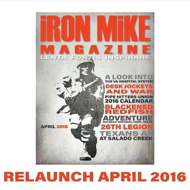 Heroes Media Group Partners with Iron Mike!