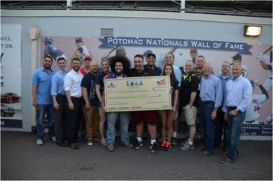 Potomac Nationals Military Appreciation Day Honors Soldiers, Veterans