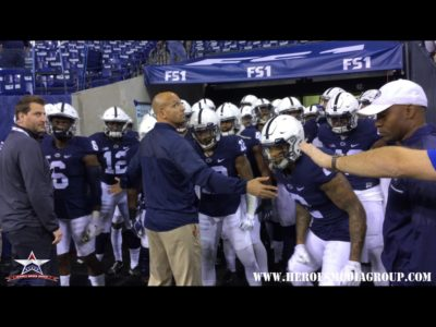NITTANY LIONS MAKE CASE FOR NATIONAL CHAMPIONSHIP