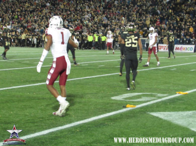 Demon Deacons Upset over Temple Owls at the Military Bowl