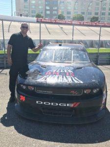 Veterans Motorsports Inc - Heroes Media Group - HMG Sports