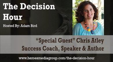 Chris Atley – CEO, Success Coach, Speaker & Author