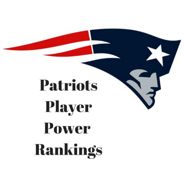 Patriots Player Power Rankings: Week 3