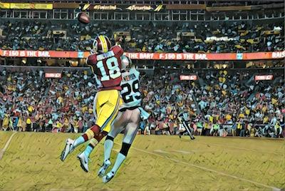 Redskins Pulled Together