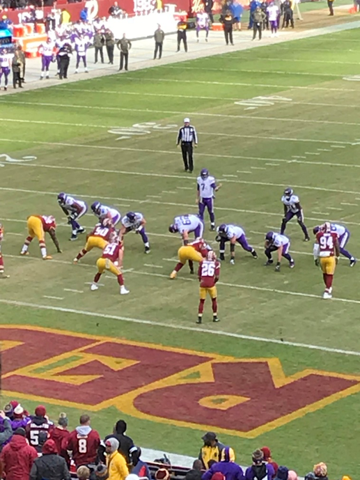 Redskins loss to Vikings – Too little too late?