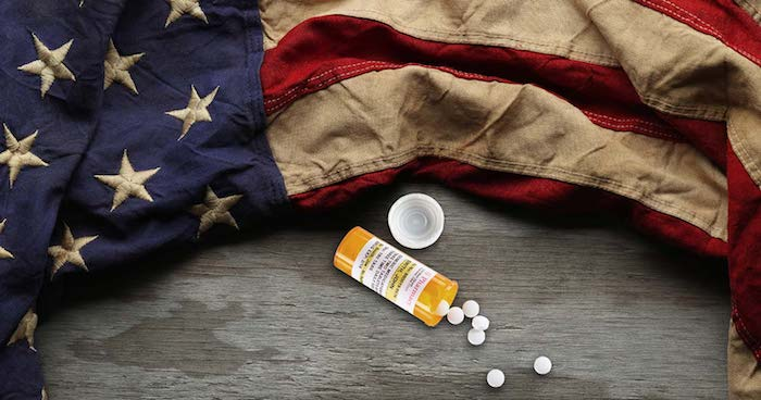 How the Opiate Crisis Disproportionately Impacts the Veterans' Community