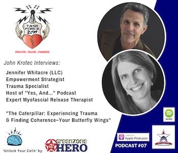 Ep: 007 - Jennifer Whitacre - Heroes Media Group